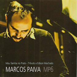 CD Marcos Paiva MP6 - Meu samba no prato